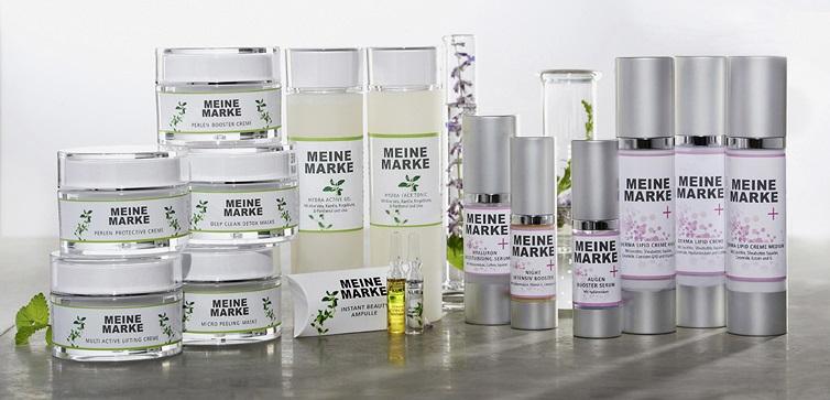 Maßgeschneiderte Kosmetikprodukte