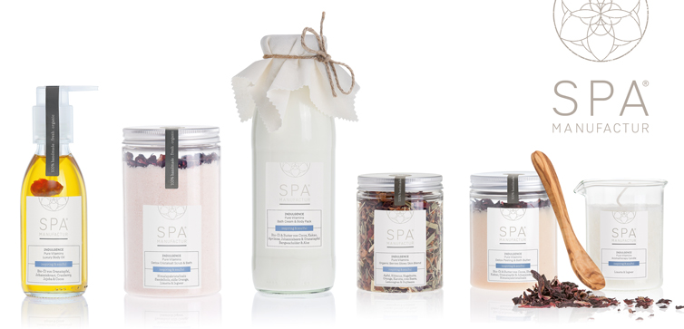 PREMIUM ORGANIC DELUXE INDULGENCE COLLECTION by SPA MANUFACTUR