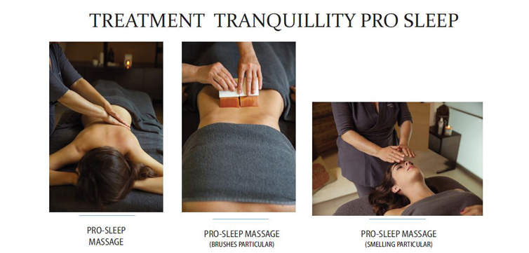 TIME FOR ME - TRANQUILLITY PRO SLEEP MASSAGE