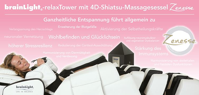 brainLight relaxTower Zenesse