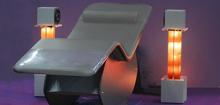 Die Sensonance-Lounge - Ein sinnliches Erlebnis