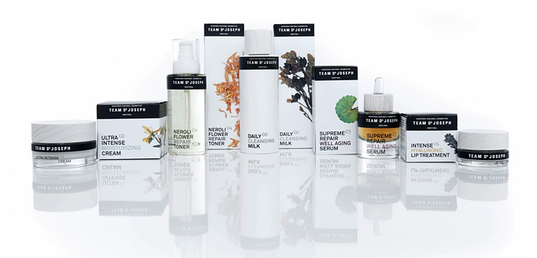TEAM DR JOSEPH - hightech natural cosmetics