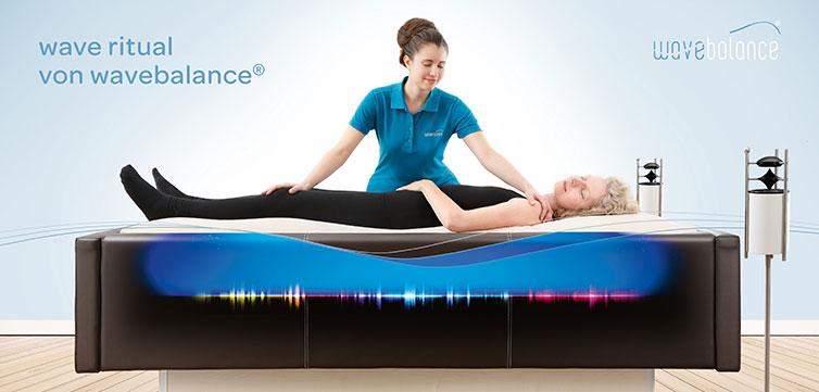 wave ritual von wavebalance® Therapie, Wellness und Meditation in einem Flow