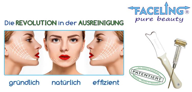 FACELING® – revolutioniert die kosmetische Ausreinigung