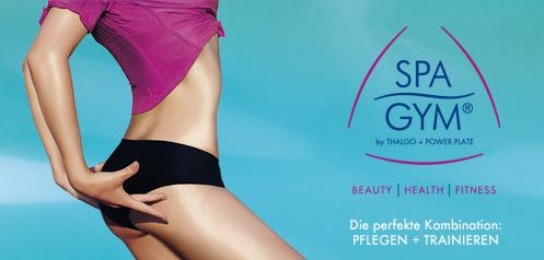 SPA GYM® die perfekte Synergie aus Fitness, Gesundheit und Schönheit
