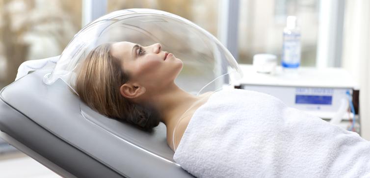 Dermio Care® Facial: Die patentierte Negativ Ionen Behandlung