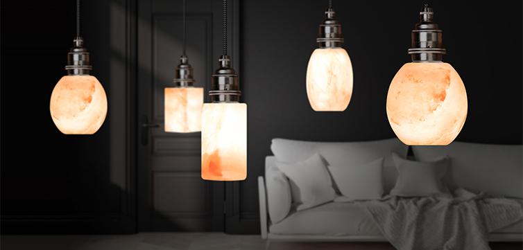 MinLight zaubert warmes Ambiente mit Salz und LED
